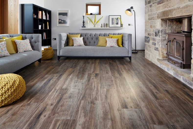 Karndean looselay luxury vinyl flooring
